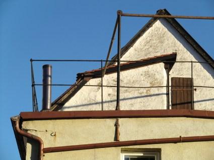 Dachterrasse, 2010