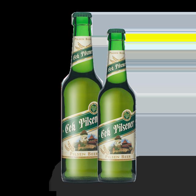 Cek Pilsener Beer