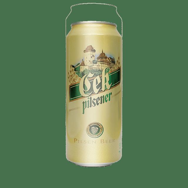 Cek Pilsenser kanaçe 0.5L