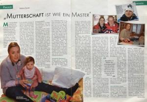 Intervista a Stefania Demetz - madre manager donna