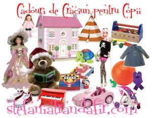 Cadouri de Craciun pentru copii la eMAG