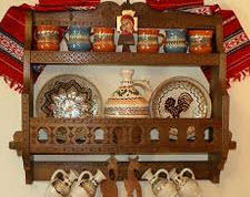 Bucovina are astonished by all sort of traditional decorative arts