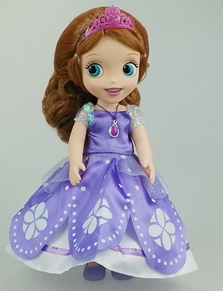 Printesa Sofia-prima papusa princess-papusi ieftine 2