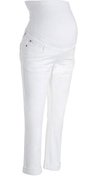 jeansi pentru gravide albi