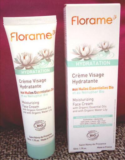 crema hidratanta florame bio fata