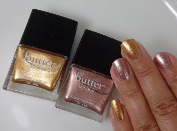 Lac de unghii Butter London – 18 culori de oja in trend