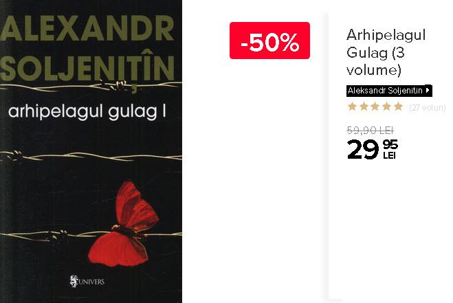 3 volume din Arhipelagul Gulag scrie de Alexandr Soljenitin