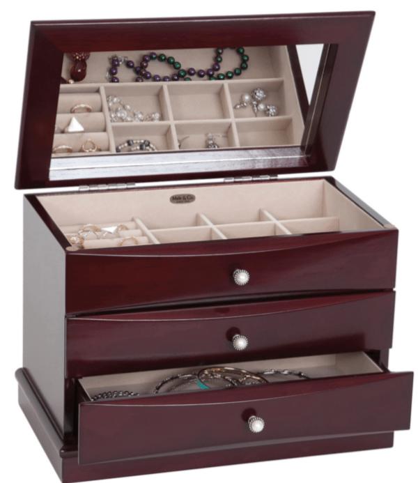 cutii bijuterii dama Mele Marlowe