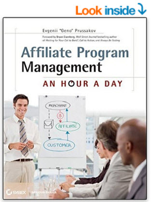 Affiliate Program Management An Hour a Day de Evgenii Prussakov