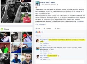 Copy paste-ul de pe facebook – discutie interesanta cu Precup Ionut Cosmin