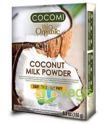 lapte praf de cocos
