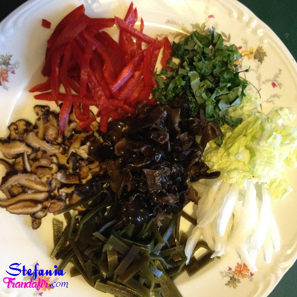 legumele pentru supa miso