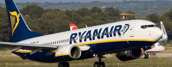 Ryanair va anula 40 50 de zboruri pe zi in urmatoarele 6 saptamani septembrie 2017