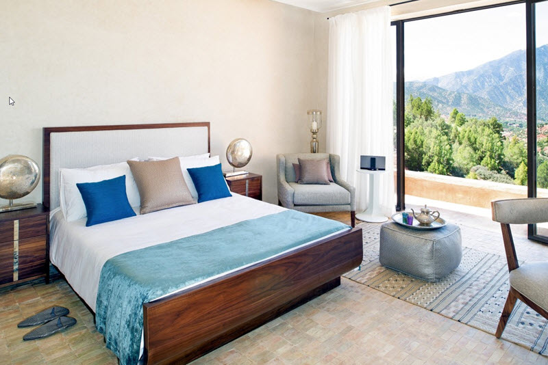 interior hotel lamandierhotel.com