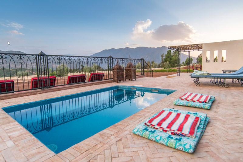 piscina de la vilele private