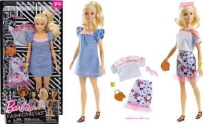 Barbie Fashionistas 99 vanzare online stamp