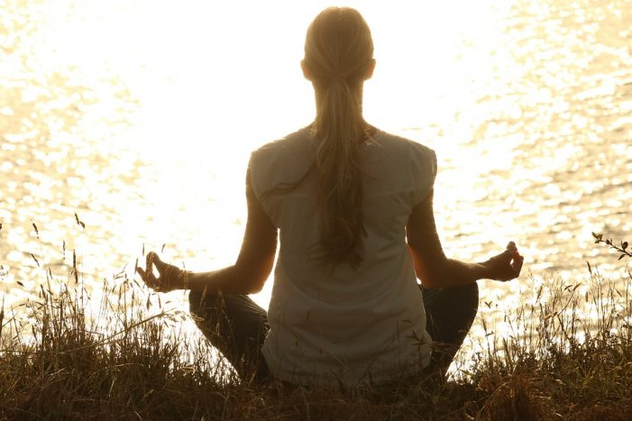 Is meditation the latest trend?