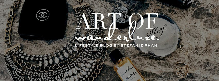 Art of Wanderluxe lifestyle blog by stefanie phan