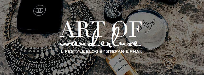 Art of Wanderluxe Lifestyle Blog by Stefanie Phan