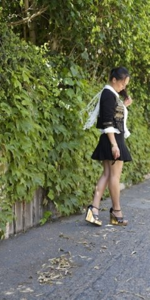 Spring Trend – Black and White