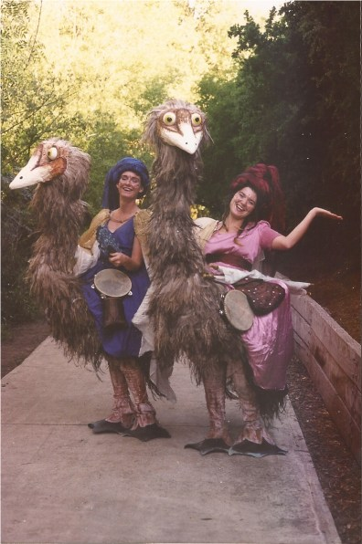 Emu Nomads