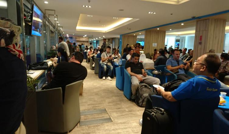 Bangkok Air Lounge