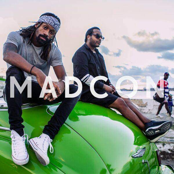 Madcon Booking and Artist Information