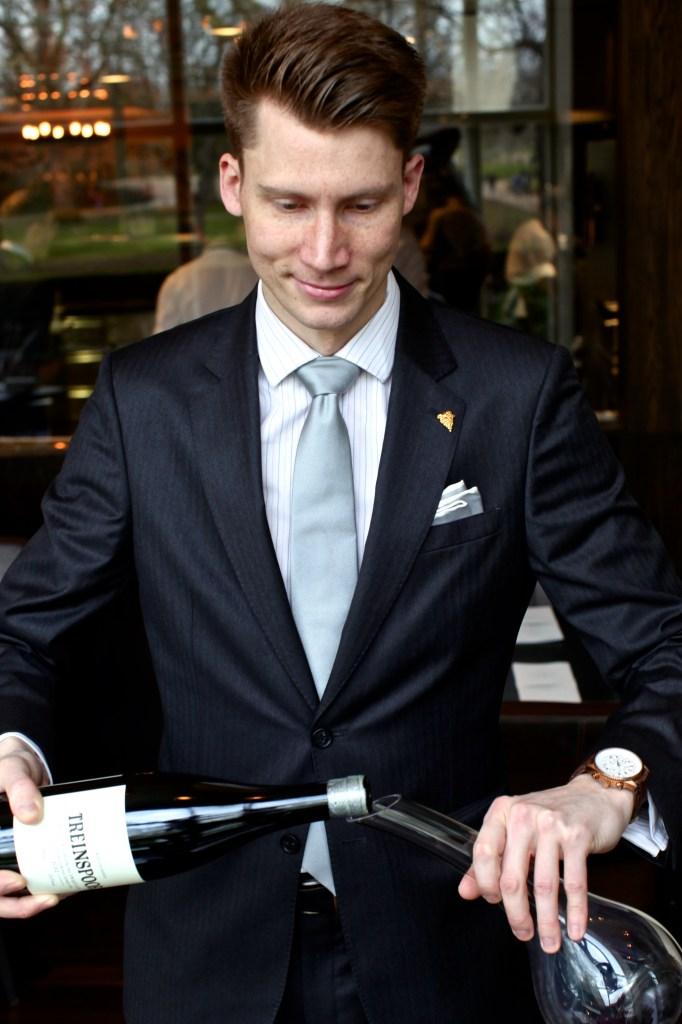 Stefan Neumann MS decanting