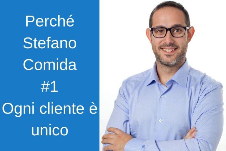 Perchè Stefano Comida