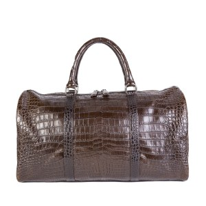 Smooth Duffel Brown