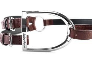 Brown Stirrup Belt