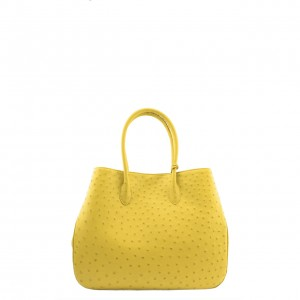 Ostrich Bag Orange 2