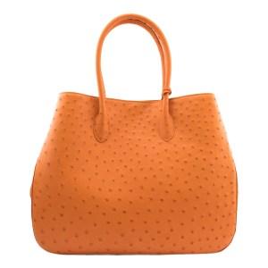 Ostrich Bag Orange