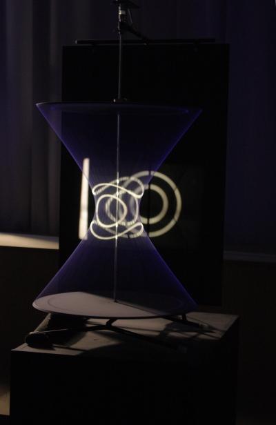 Lichtexperiment, Technische Sammlungen Dresden