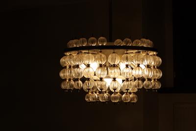 Sparsame Beleuchtung …