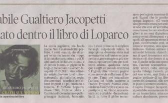 Messaggero Veneto, 30 marzo 2014
