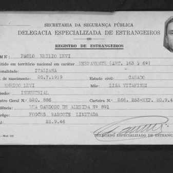 Paolo Emilio Levi 1946