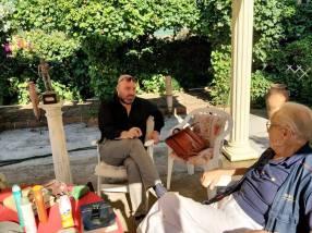 A casa di Franco Prosperi, Gianola, 2018