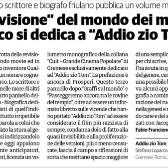 Il Cittadino Quotidiano, 28 novembre 2019