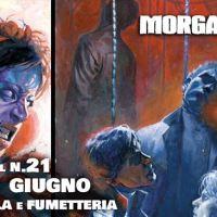 Morgan Lost - La trama di Oz