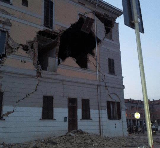 L'Emilia, il terremoto e… cakephp