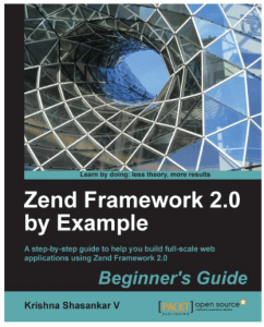 Zend framework 2 by example