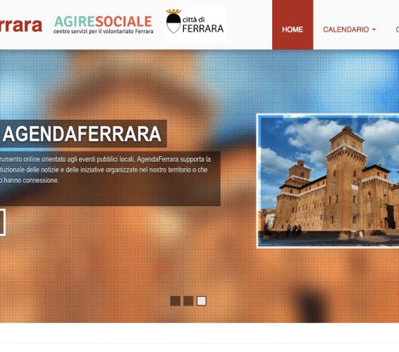 AgendaFerrara – Calendar CMS and iCal aggregator
