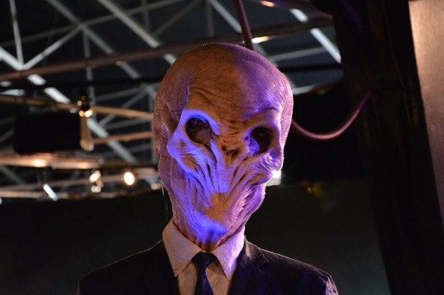 Doctor Who Experience - Cardiff Bay - Silente