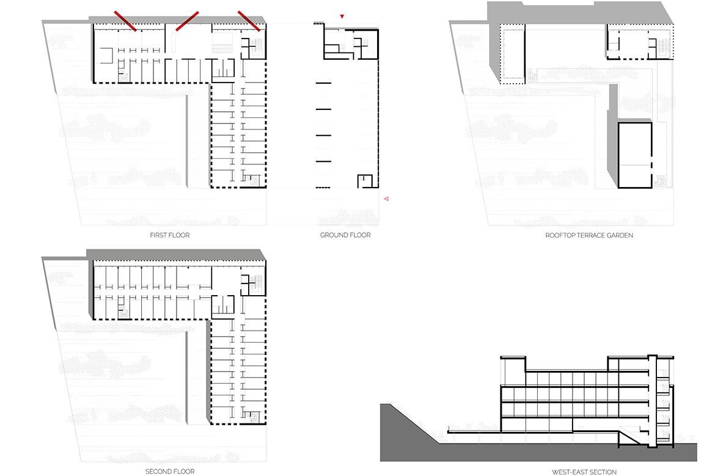 Idf Habitat Headquarters Stefano Sbarbati Architect