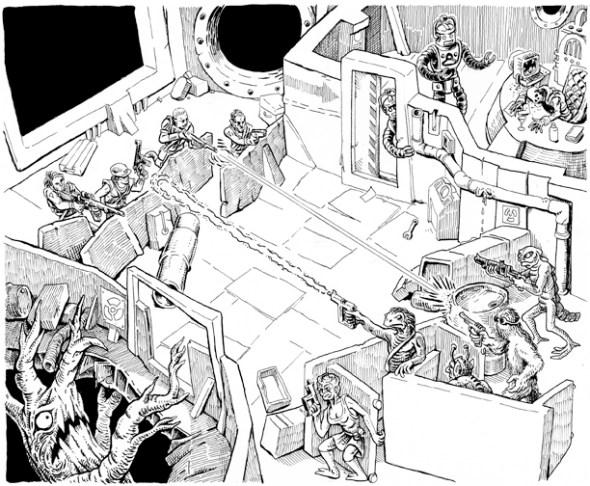 mutants vs humas 72