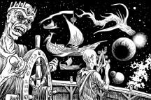 ythonian liche captain ship 72