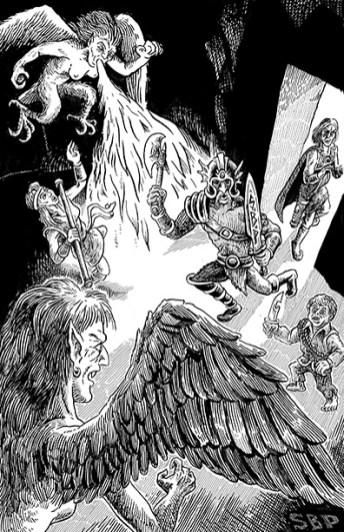 dread on demon crown 1 9