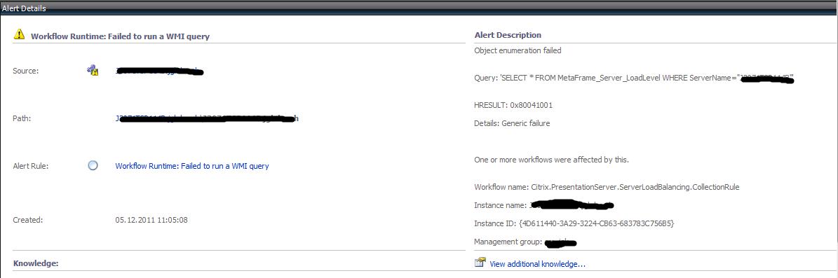 repair wmi repository sccm client