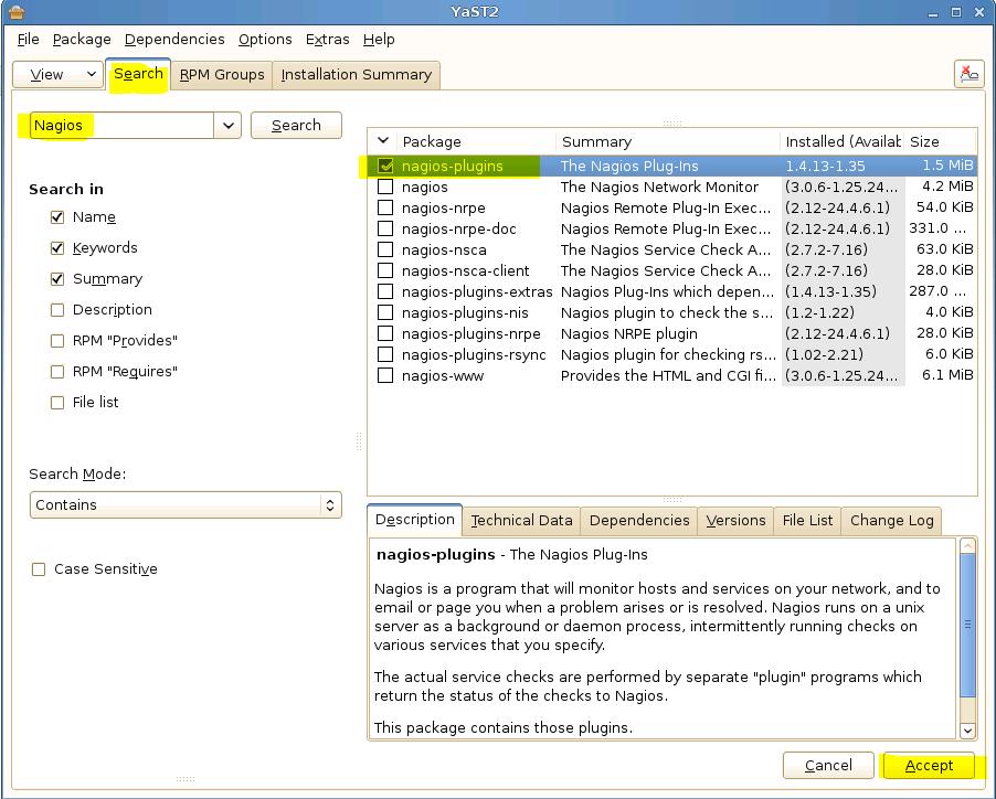 SCOM 2012 – Try Linux Nagios Plugins e g  File Age Check